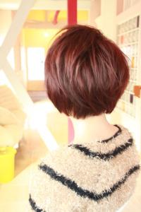高円寺 中野 美容室 カット カラー ショート