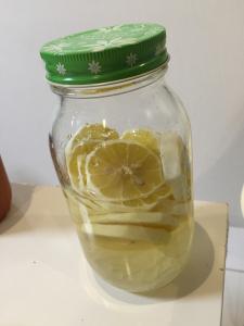 レモンビネガー