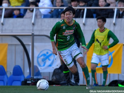 全国高校サッカー選手権 銀ちゃん