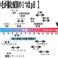 ㏗ ペーハー グラフ